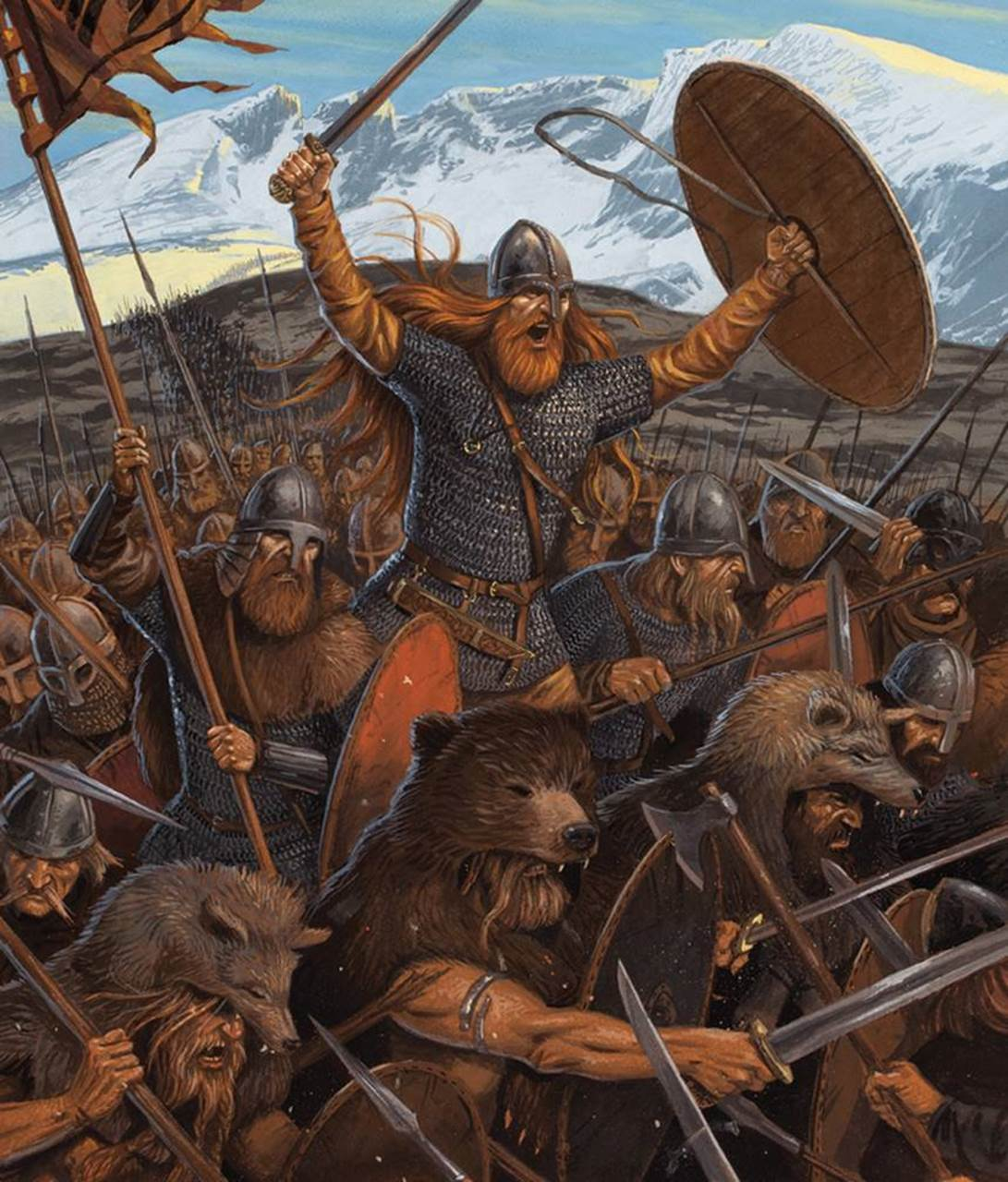 """Harald Dovrefostre"""