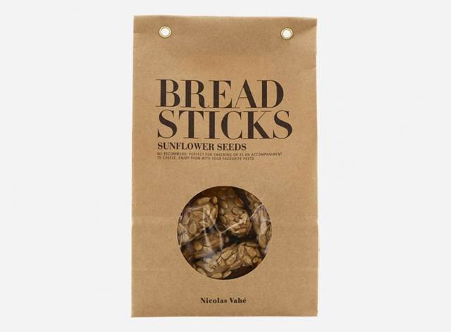Bread Sticks - Nicolas Vahe