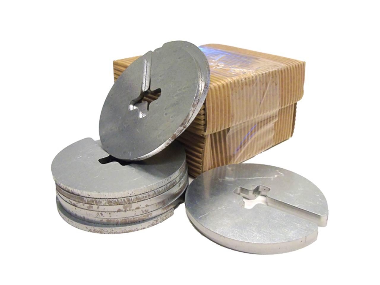 Romotop HEAT vekter - lodd til peis m/hevedør (12 stk.)