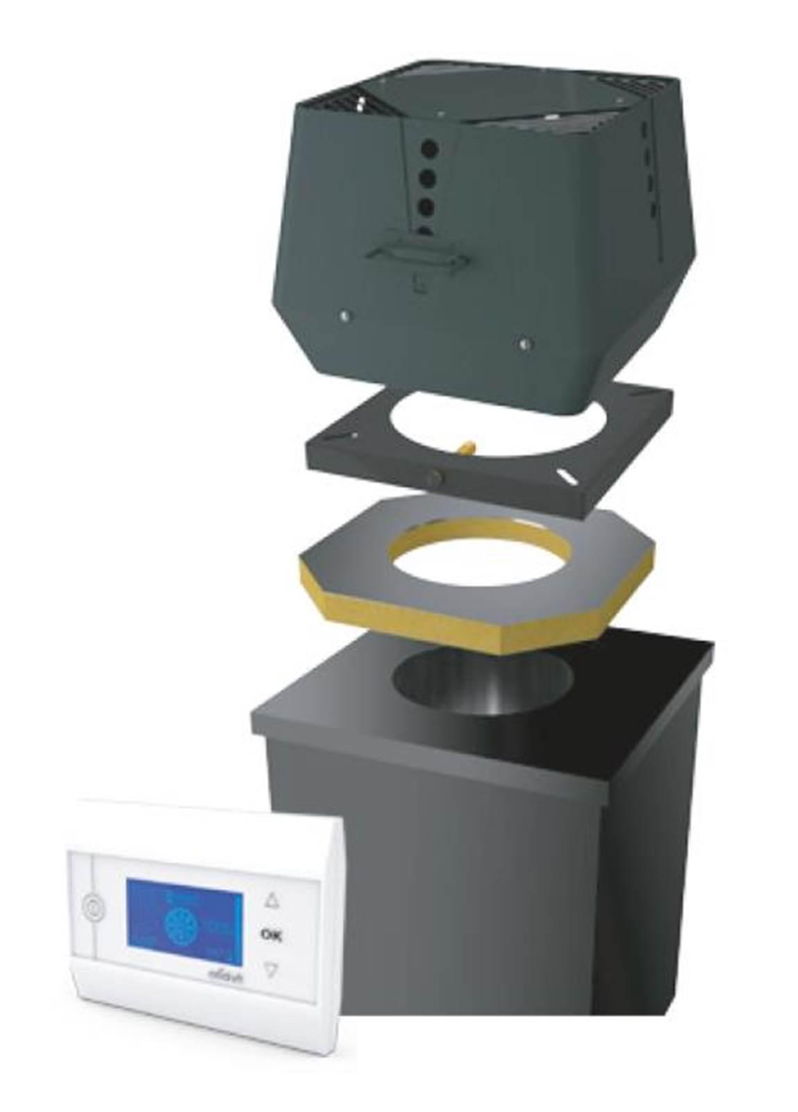 Exodraft røyksugerpakke 2 RSV-009 / EW 41