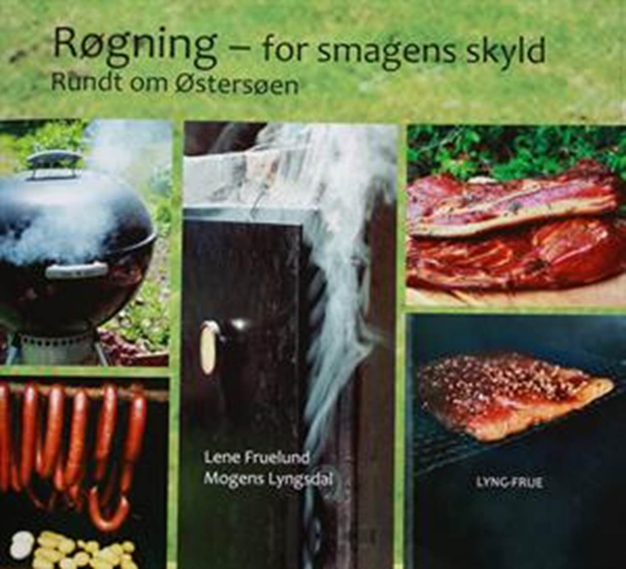 Røgning for smagens skyld