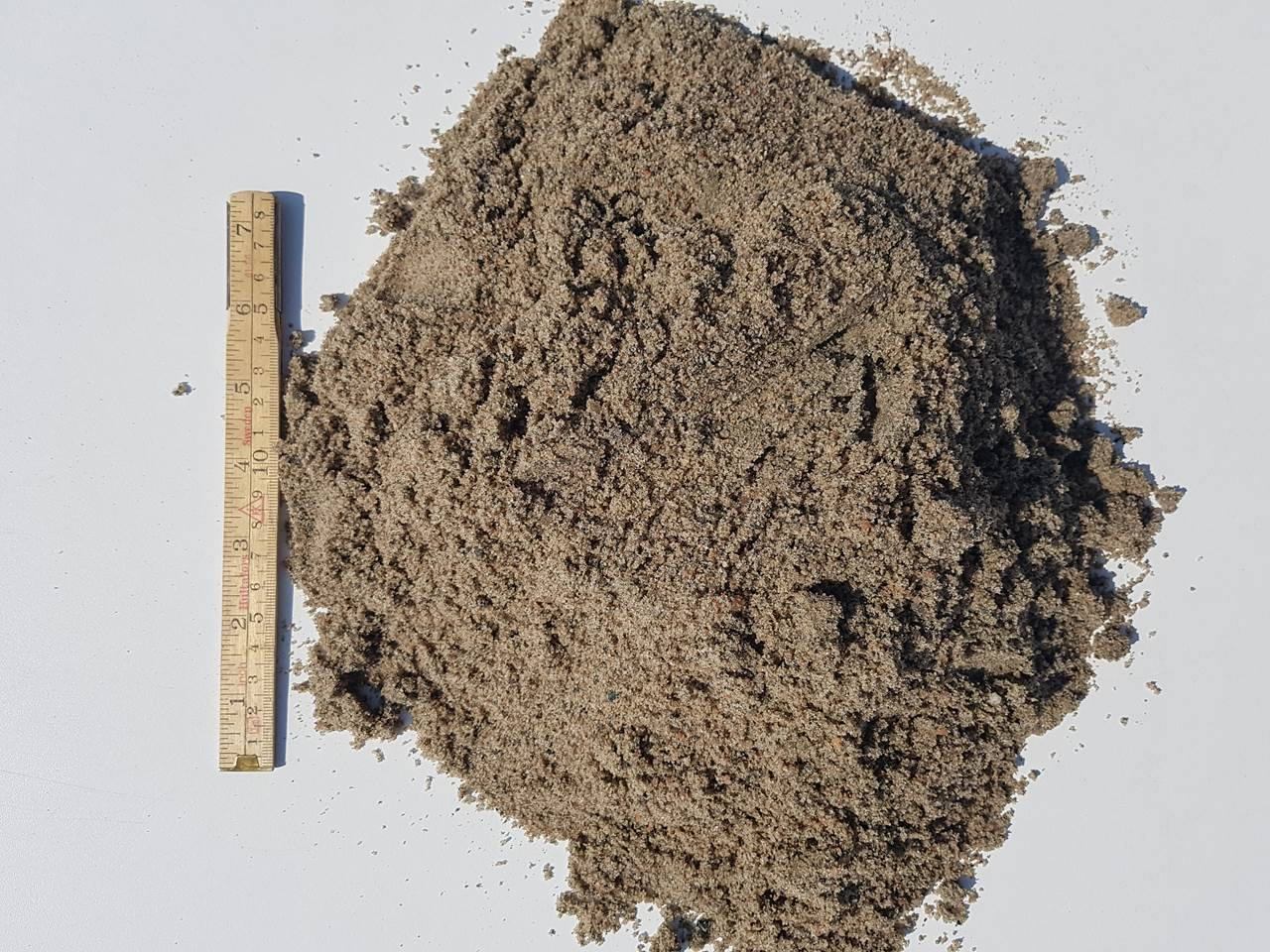 0-4 mm sandkassesand
