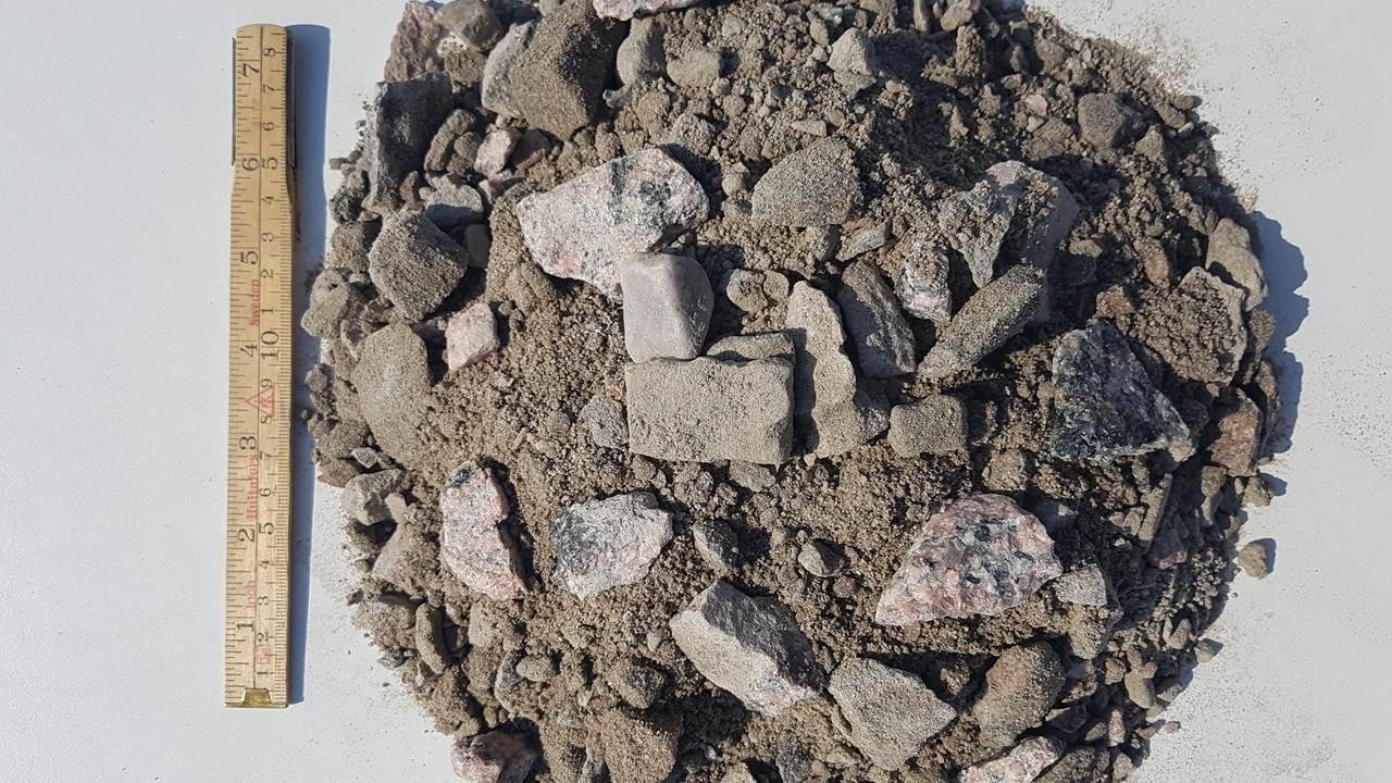 0-32 mm knust bærelag
