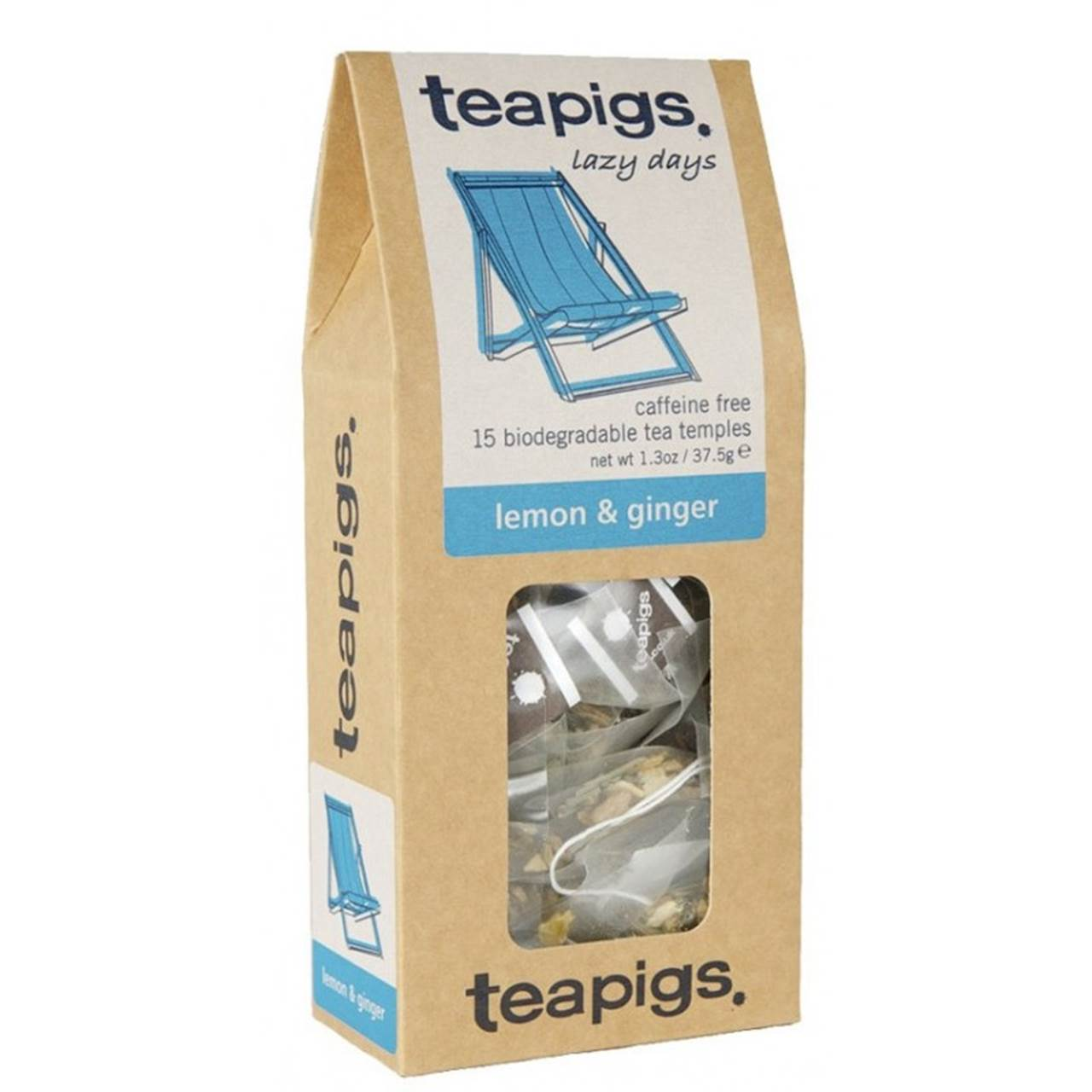 Lemon and ginger - Teapigs