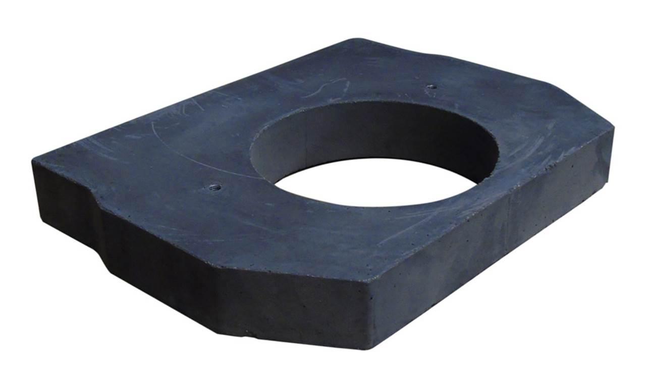 Akkumuleringsstein for SL-500/510 (12kg)