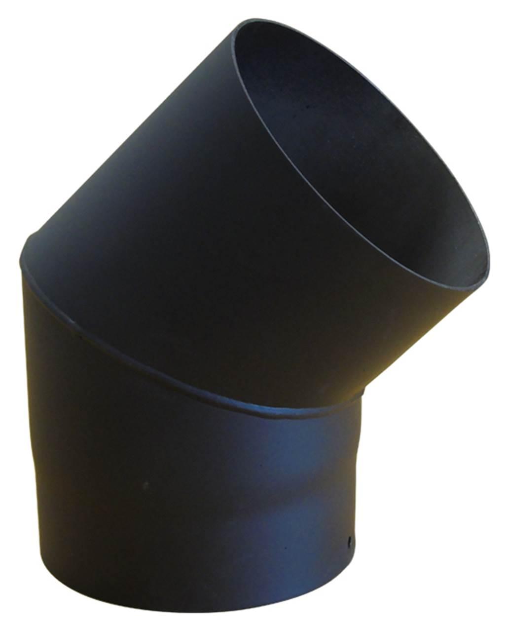 Peisrør Ø150 x 45° bend