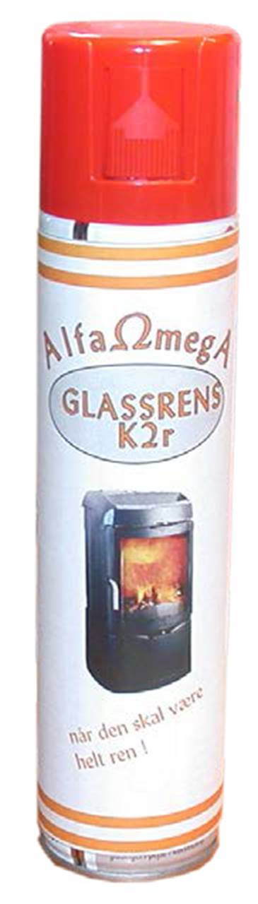 Glassrens spray
