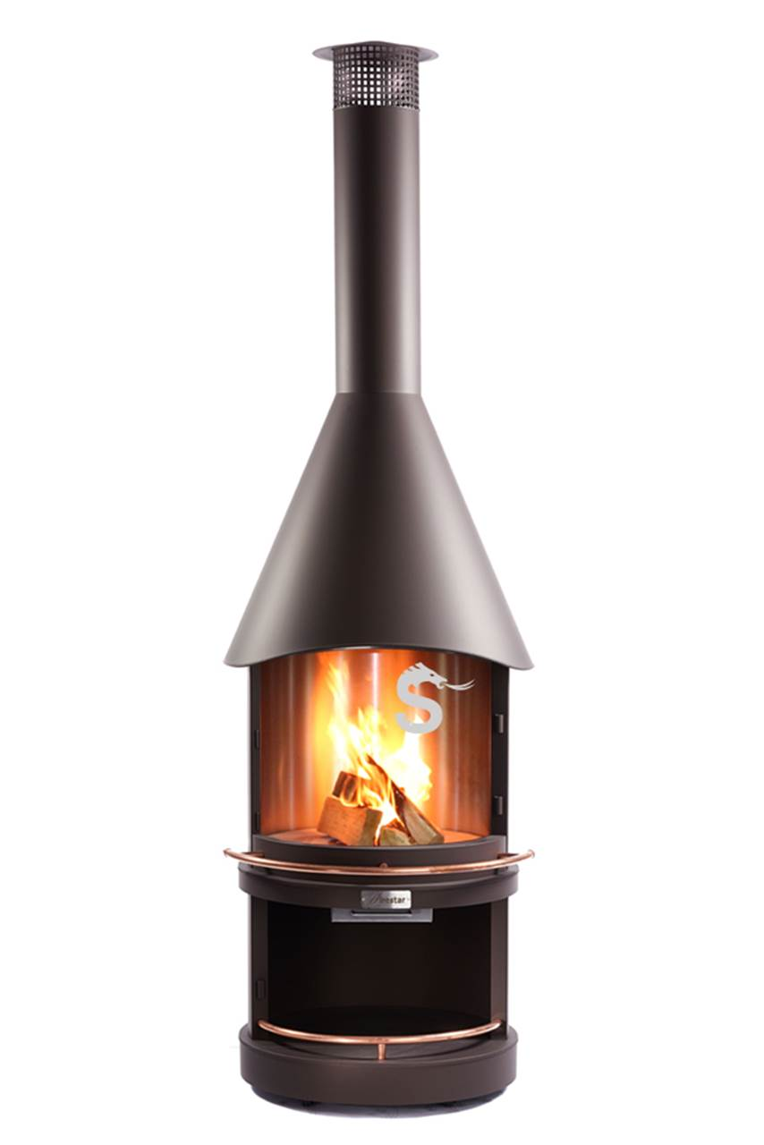 Firestar DN 700 Brown Sugar (Ø70)