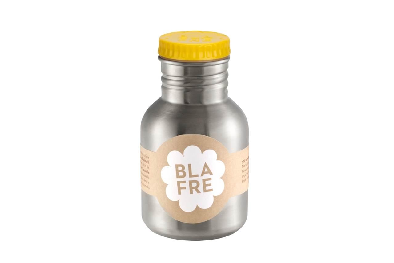 Blafre Stålflaske Gul (300 ml)