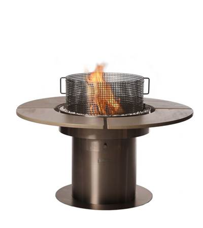 Firestar grillbord, Open Fire BBQ