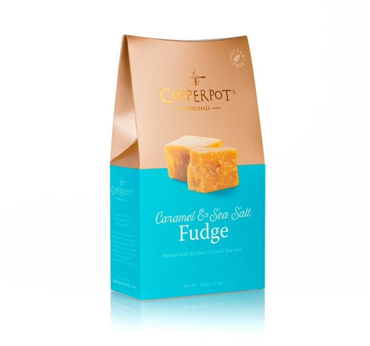 Copperpot Fudge Karamell&Havsalt