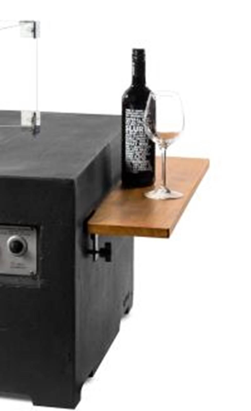 Cocoon sidebord til kvadratiske og rektangulærte bord